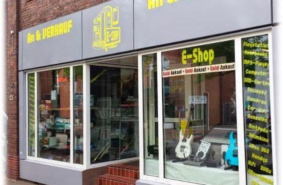 An und Verkauf Itzehoe Ladengeschäft